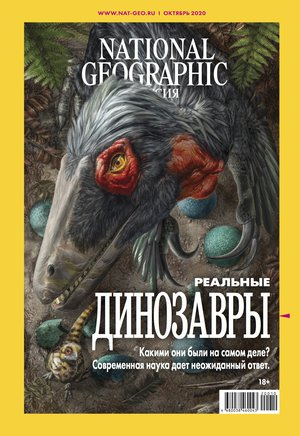 National Geographic №203, октябрь