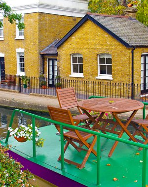 Маленькая Венеция (Little Venice), London