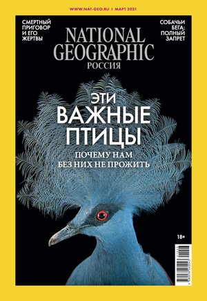 National Geographic Россия №207, март 2021